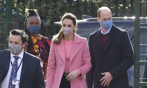 Πρίγκιπας Γουίλιαμ σε Μέγκαν Μαρκλ και Χάρι: «Δεν είμαστε ρατσιστές»