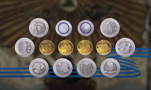 ΣτΕ: Εγκρίθηκε η δαπάνη 601.000 ευρώ για 1,5 εκατ. επετειακά 2ευρα για την Ελληνική Επανάσταση