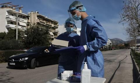 Κρούσματα σήμερα: 2.570 νέα ανακοίνωσε ο ΕΟΔΥ - 51 θάνατοι σε 24 ώρες, στους 506 οι διασωληνωμένοι