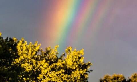 Ουράνιο τόξο: Ποια είναι τα χρώματά του;