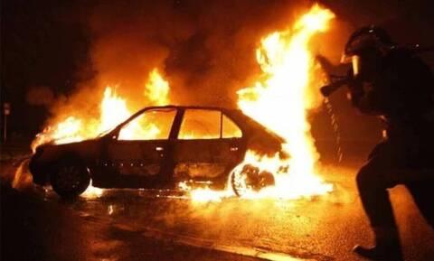 Αττική: Μπαράζ εμπρησμών τα ξημερώματα σε αυτοκίνητα - Επιθέσεις και σε ATM