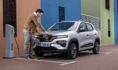 To Dacia Spring θα φέρει την ηλεκτροκίνηση ακόμα πιο κοντά
