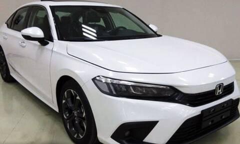 Διαρροή: Αυτό είναι  το καινούργιο Honda Civic