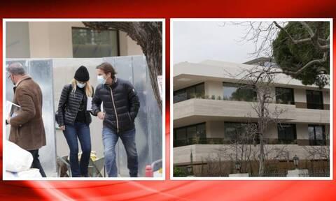 Μενεγάκη - Παντζόπουλος: Δες το νέο τους σπίτι!
