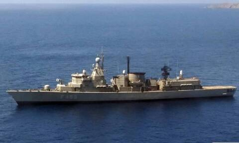 Греция и Кипр приняли участие в военных учениях в Восточном Средиземноморье