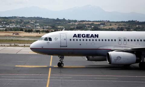 Aegean Airlines увеличивает уставной капитал до 60 млн евро