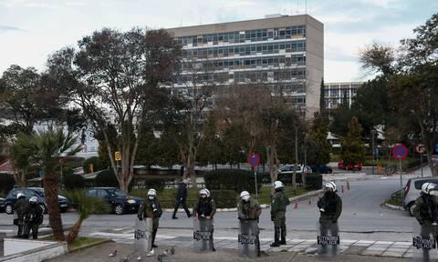 Να αποχωρήσει η αστυνομία από το πανεπιστήμιο, ζητούν εκπρόσωποι φοιτητών, καθηγητών και εργαζομένων