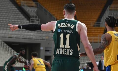 Παναθηναϊκός ΟΠΑΠ: Ο Χεζόνια στη θέση του Νέντοβιτς στην Ελλάδα!