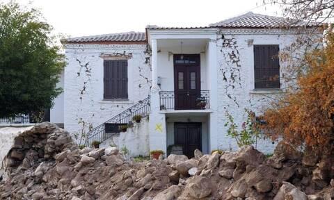 Σεισμός – Ελασσόνα: Ρωγμές σε σπίτια μετά τη νέα δόνηση της Παρασκευής