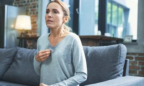 Εξάψεις: Πού αλλού οφείλονται εκτός από την εμμηνόπαυση (εικόνες)