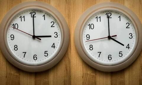 Πότε αλλάζει η ώρα - Πότε θα γυρίσουμε τα ρολόγια μια ώρα μπροστά