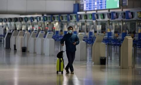 Κορονοϊός - Παράταση ΝΟΤΑΜ: Έως 22/3 οι περιορισμοί στις αεροπορικές μετακινήσεις