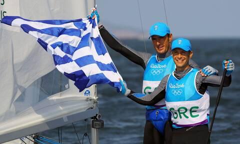 Ιστιοπλοΐα: Πάνε Τόκιο! Στους Ολυμπιακούς Αγώνες οι Μάντης, Καγιαλής