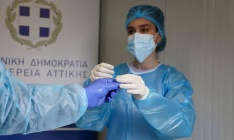 Κρούσματα σήμερα: 2.512 νέες μολύνσεις, 545 διασωληνωμένοι και 52 νέους θανάτους ανακοίνωσε ο ΕΟΔΥ