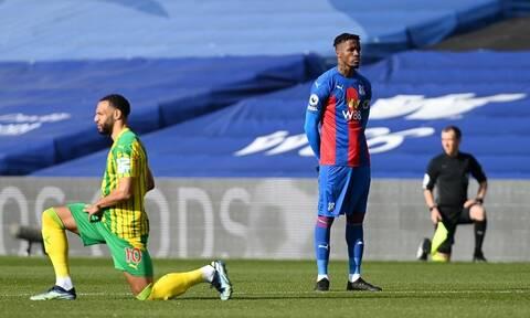 Premier League: Ο Ζαχά δεν γονατίζει για το Black Lives Matter - «Περήφανος που είμαι μαύρος»