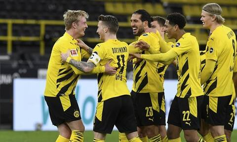 Bundesliga: «Ζωντανή» για Champions League η Ντόρτμουντ – Όλα τα γκολ στη Γερμανία (videos)