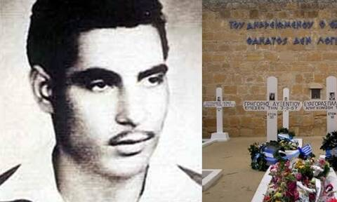 Κύπρος: 64 χρόνια από τη θυσία του Ευαγόρα Παλληκαρίδη (vid)
