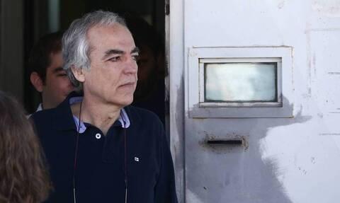 Δημήτρης Κουφοντίνας: Σταματά την απεργία πείνας - Η δήλωσή του από το νοσοκομείο