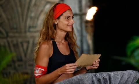 Survivor – Ανθή Σαλαγκούδη: Είναι δυνατόν να μην με ψήφιζε ο πατέρας μου; (video)