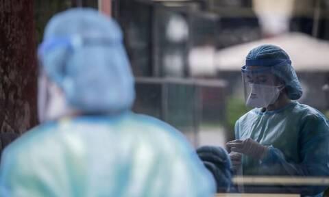 Κρούσματα σήμερα: 1.626 νέα ανακοίνωσε ο ΕΟΔΥ, 564 στις ΜΕΘ και 53 νέοι θάνατοι