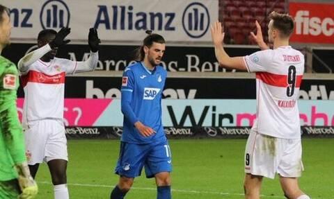 Bundesliga: Σερί... Ευρώπης για τη Στουτγκάρδη – Όλα τα γκολ στη Γερμανία (videos)