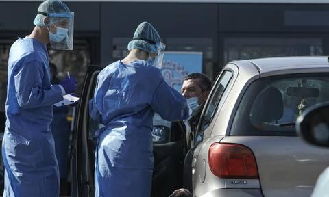 Κορονοϊός - Πρέβεζα: Πολλά θετικά raped test σε ελέγχους του ΕΟΔΥ έξω από το νοσοκομείο της πόλης