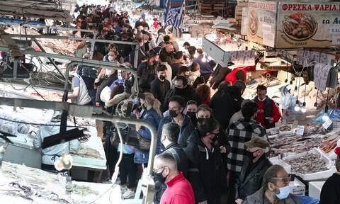 Καθαρά Δευτέρα: Ποια καταστήματα είναι σήμερα ανοιχτά - Το ωράριο λειτουργίας