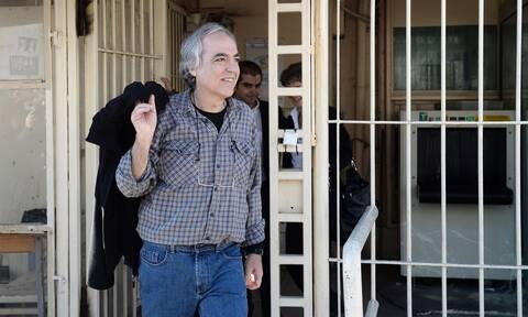 Δημήτρης Κουφοντίνας: Παραμένει σε σοβαρή κατάσταση μετά τη λήξη της απεργίας πείνας