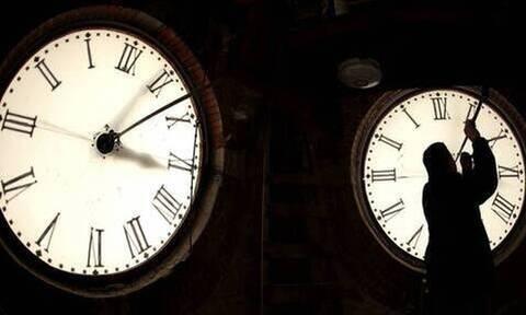 Αλλαγή ώρας 2021: Πότε θα γυρίσουμε τους δείκτες του ρολογιού μια ώρα μπροστά