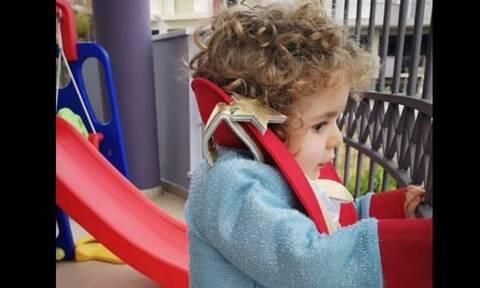 Ο Παναγιώτης - Ραφαήλ ντύθηκε «Μικρός Πρίγκιπας» για τις Απόκριες