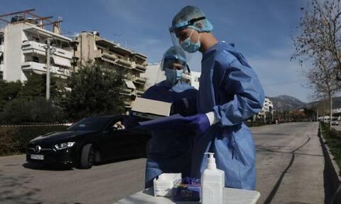 Κρούσματα σήμερα: 1.134 νέα ανακοίνωσε ο ΕΟΔΥ, 564 στις ΜΕΘ και 46 νέοι θάνατοι