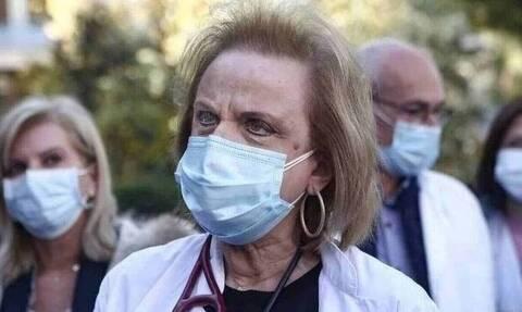 Παγώνη στο Newsbomb.gr για εμβόλιο AstraZeneca: Δεν υπάρχει πρόβλημα, συνεχίζουμε κανονικά»