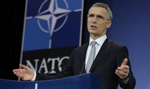 «Ξύπνησε» ο Στόλτενμπεργκ: Σοβαρές διαφορές με την Τουρκία για Ανατολική Μεσόγειο και S-400