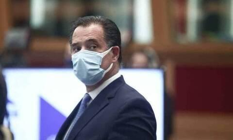 Άδωνις Γεωργιάδης: Η βάφτιση εν μέσω lockdown που έφερε αντιδράσεις - Τι απάντησε ο ίδιος