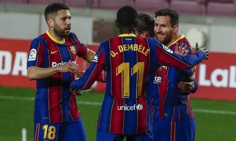 La Liga: Πλησίασε στην κορυφή η Μπαρτσελόνα – Όλα τα γκολ στην Ισπανία (video)