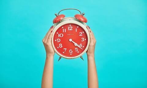 Αλλαγή ώρας 2021 - Πότε θα αλλάξει η ώρα