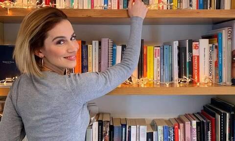 Νάντια Μπουλέ: Δείτε την υπέροχη μεζονέτα της