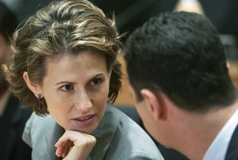 Άσμα Άσαντ: Από «Νταιάνα της Ανατολής», κατηγορούμενη για εγκλήματα πολέμου η πρώτη κυρία της Συρίας