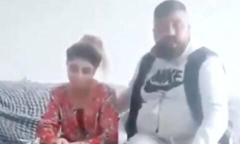 Αδιανόητο: Τούρκος πατέρας θώπευσε την κόρη του και ανέβασε το βίντεο στο TikTok