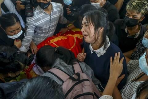 ΟΗΕ: Τουλάχιστον 149 οι νεκροί στη Μιανμάρ