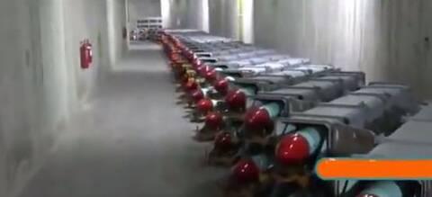 Βίντεο: Η «πόλη των πυραύλων» στο Ιράν