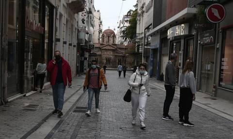 Греческие эпидемиологи обсуждают план снятия ограничений