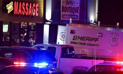 Μακελειό στην Ατλάντα: 21χρονος έσπειρε το θάνατο - Οχτώ νεκροί σε τρία ινστιτούτα μασάζ