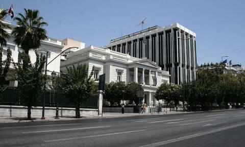 Ελλάδα - Τουρκία: Πολιτικές διαβουλεύσεις σήμερα στο ΥΠΕΞ - Τι θα συζητηθεί