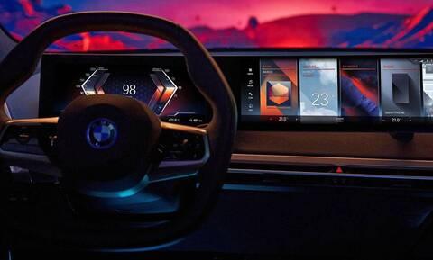 Η BMW παρουσίασε την 8η γενιά του iDrive