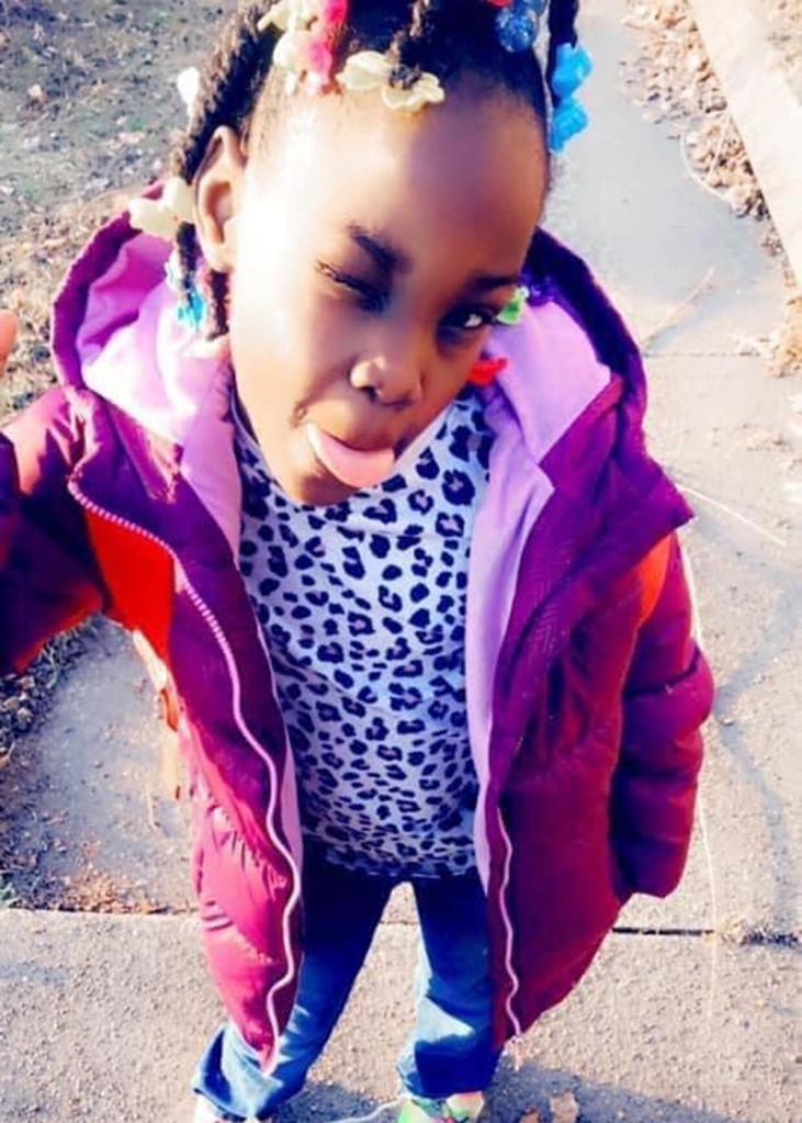 Η 7χρονη Eva, έπεσε νεκρή από τα πυρά του δράστη