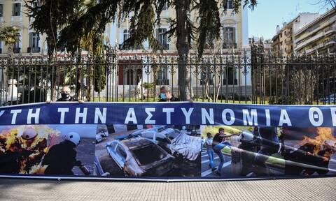 Θεσσαλονίκη: Οργισμένοι οι αστυνομικοί - «Έχουμε πάρει τη θέση του μπαμπούλα»