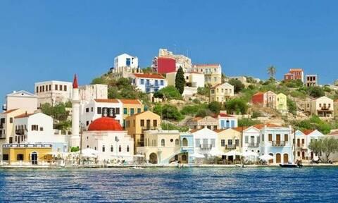 German RND's article on Greek COVID-free islands