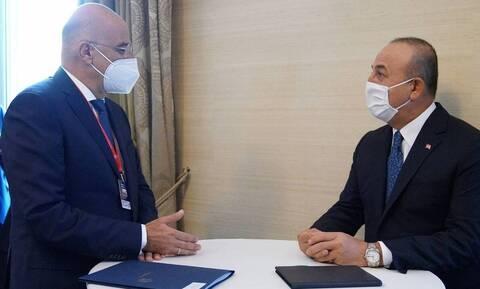 Встреча глав МИД Греции и Турции состоится 14 апреля в Анкаре