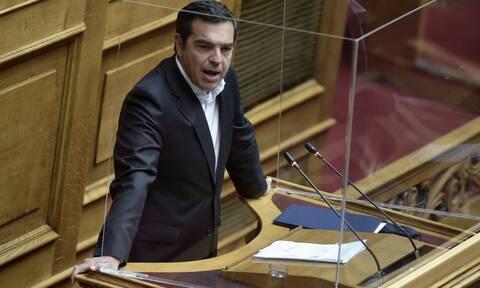 Βουλή - Θερμό καλωσόρισμα Τσίπρα προς Γεωργιάδη: «Ήρθε ο νονός, πάντα άξιος»